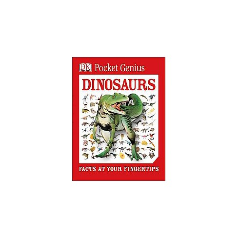 Pocket Genius: Dinosaurs - (Paperback) - image 1 of 1