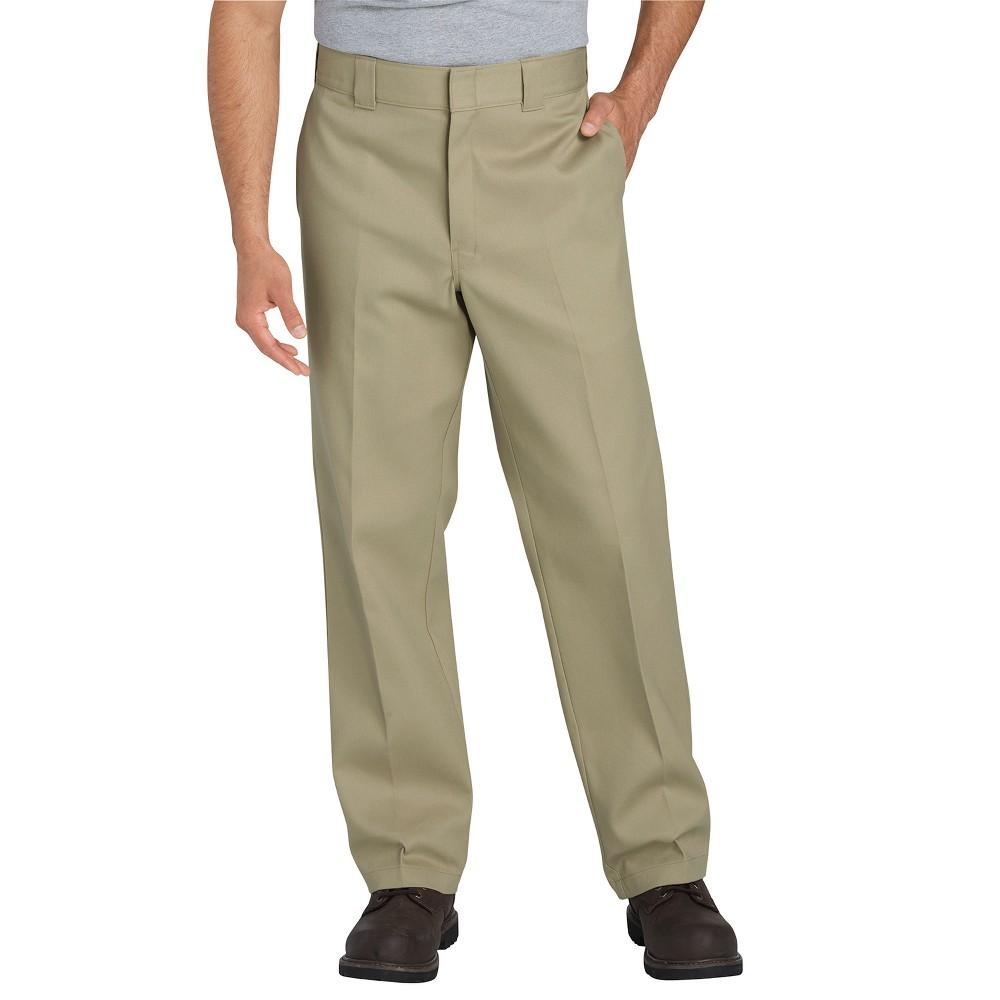 Dickies Men's Big & Tall 874 Flex Straight Fit Work Pants - Desert Tan 48x30