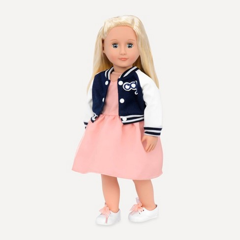 Our Generation Retro Regular Doll - Terry - image 1 of 3
