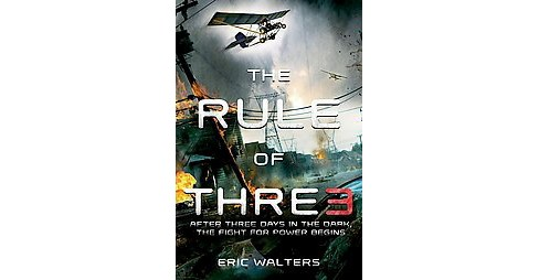Rule of Three (Paperback) (Eric Walters) - image 1 of 1