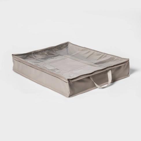 Underbed Storage Gray - Room Essentials™ - image 1 of 4