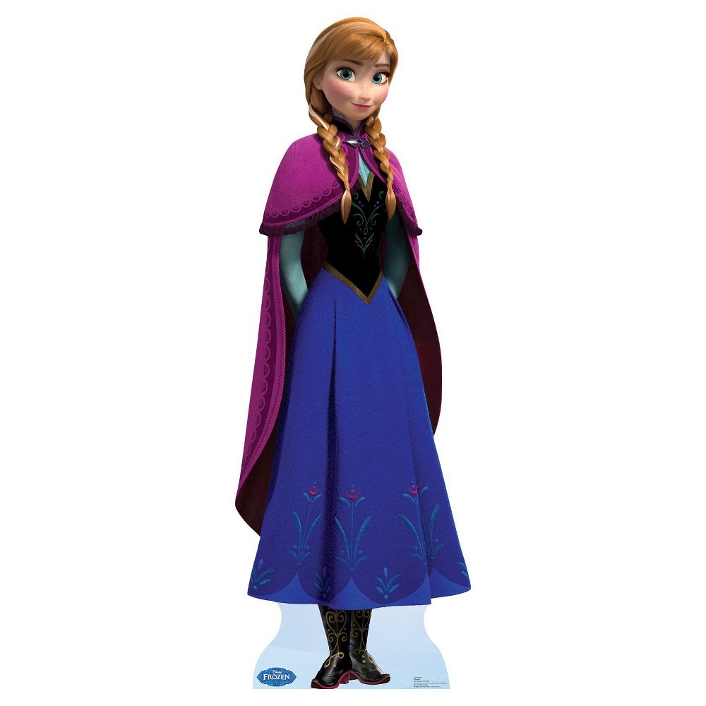 Image of Frozen Anna Standup, Girl's
