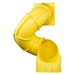 Swing-N-Slide 5' Turbo Tube Slide- Yellow