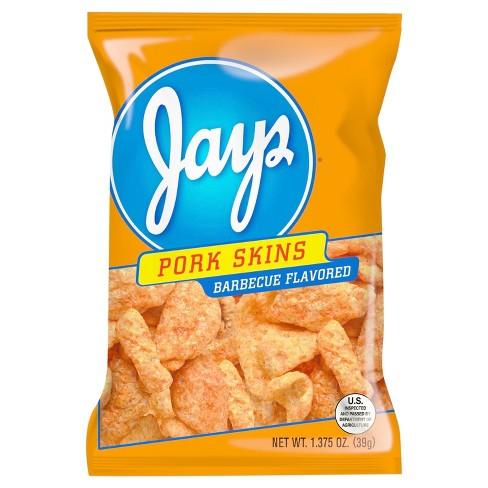 Jays Barbecue Flavored Pork Skins Chips - 2.375oz - image 1 of 1