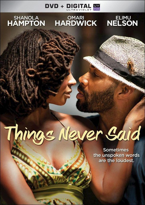 Things never said (DVD) - image 1 of 1