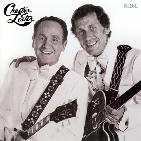 Chet atkins - Chester & lester (CD) - image 1 of 2