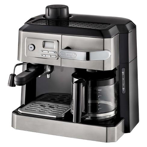 Delonghi Combination Drip Coffee Espresso Cuccino And Latte Maker