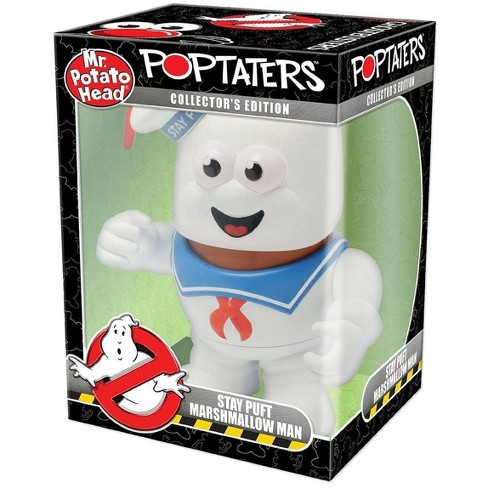 Promotional Partners Worldwide, LLC Ghostbusters Mr. Potato Head PopTater: Stay Puft Marshmallow Man - image 1 of 2