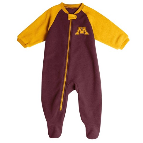 NCAA Minnesota Golden Gophers Infant Blanket Sleeper - image 1 of 2