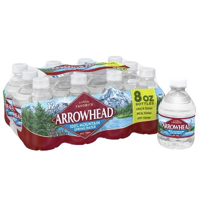 Water: Arrowhead