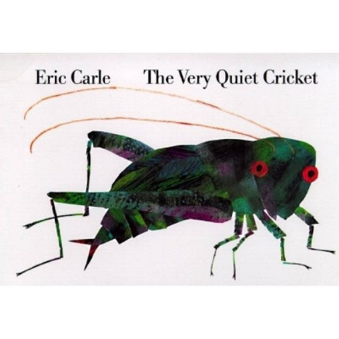 The Very Quiet Cricket by Eric Carle (Board Book) - image 1 of 1
