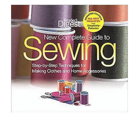 New Complete Guide to Sewing (Updated) (Hardcover) - image 1 of 1