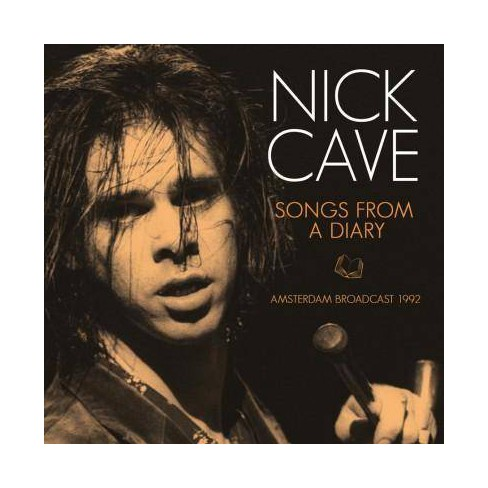 Nick Cave - Songs From A Diary (CD) - image 1 of 1