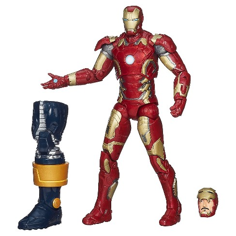 Marvel Legends Infinite Series Iron Man Mark 43 - image 1 of 2