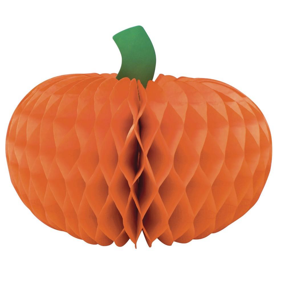 Small Pumpkin Centerpiece Orange