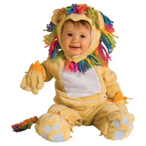 c4bbb3594 Fearless Lil Lion Baby Costume 6-12 Months : Target