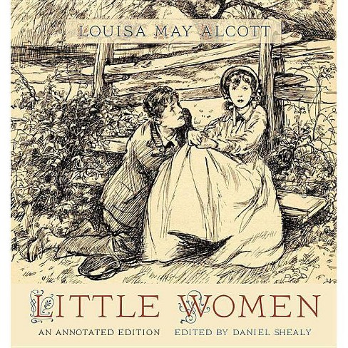Little Women - by  Louisa May Alcott (Hardcover) - image 1 of 1