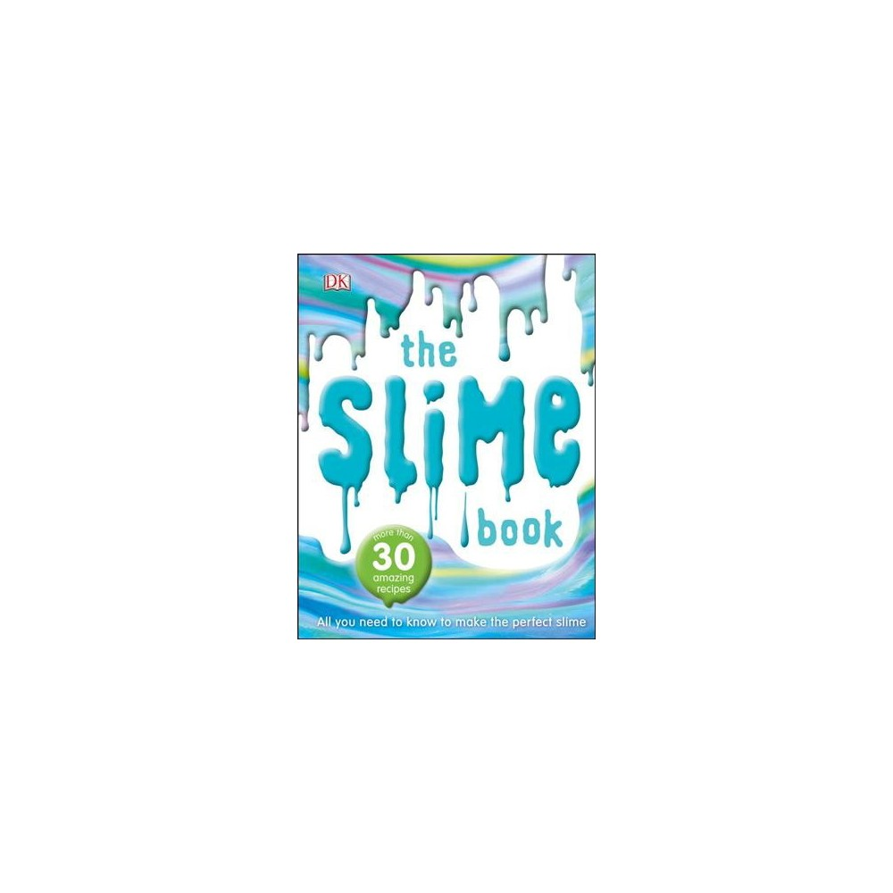 Slime Book - (Paperback), Books