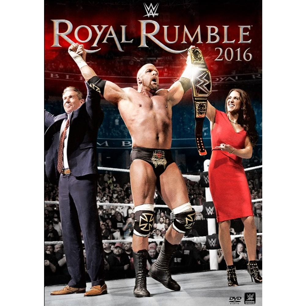 Wwe:Royal Rumble 2016 (Dvd)