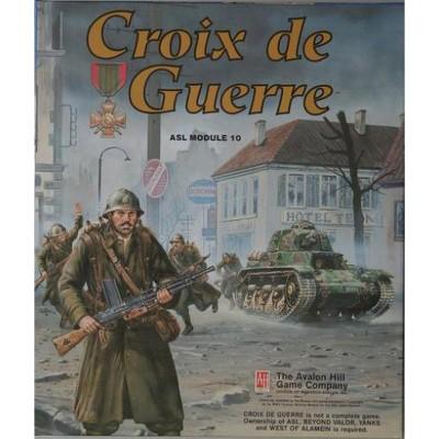 Croix de Guerre Board Game