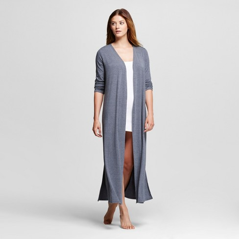 Women's Fluid knit Maxi Robe - Gilligan & O'Malley™ - image 1 of 2