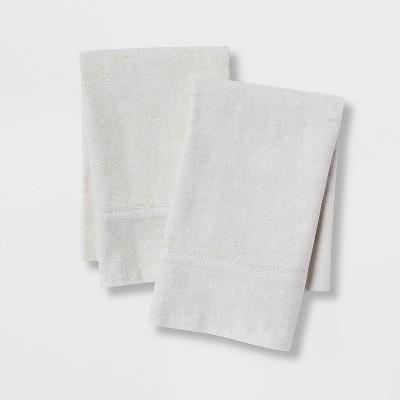 300 Thread Count Ultra Soft Pillowcase Set - Threshold™