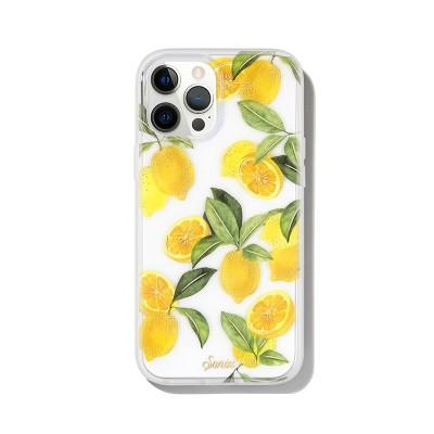Sonix Apple iPhone Clear Coat Case - Lemon Zest