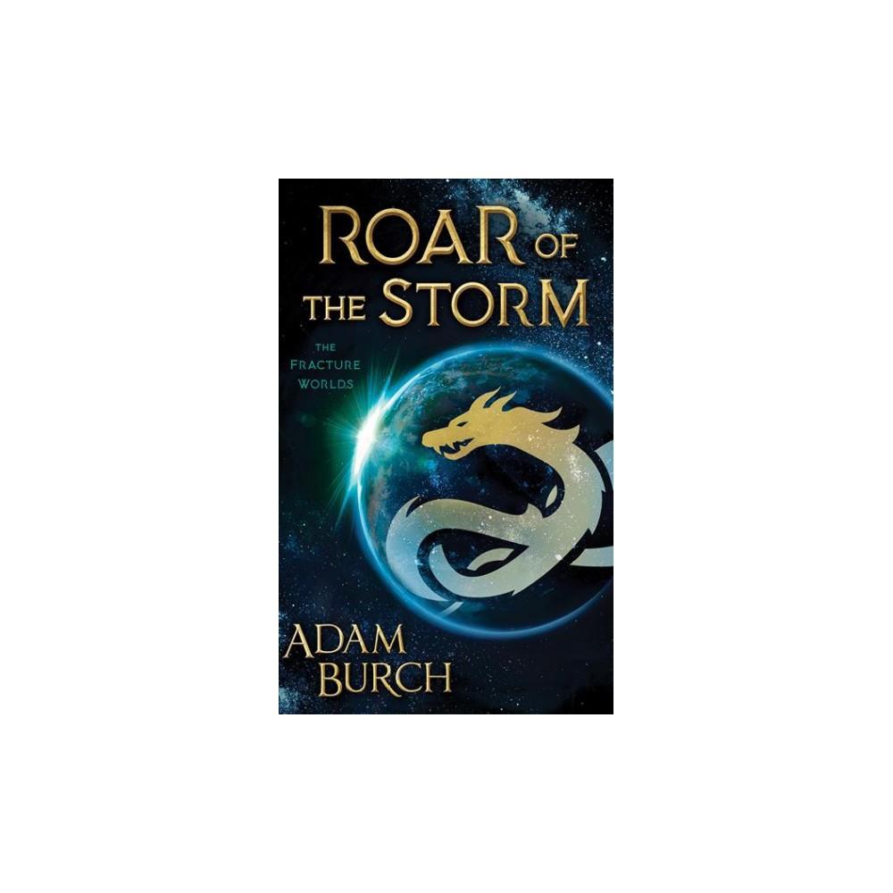 Roar of the Storm (Unabridged) (CD/Spoken Word) (Adam Burch)