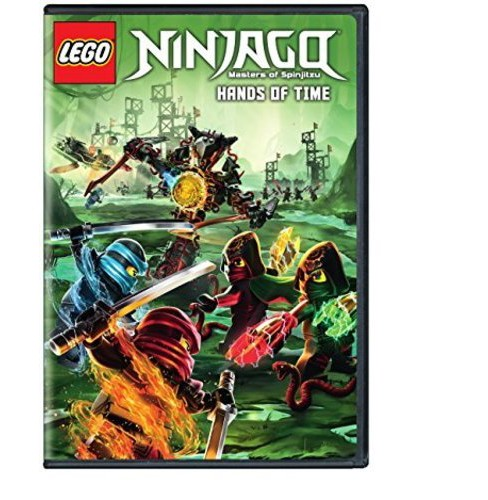 LEGO Ninjago: Masters Of Spinjitzu: S7 (DVD) - image 1 of 1