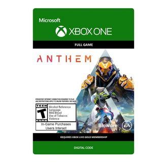 Anthem - Xbox One (Digital)