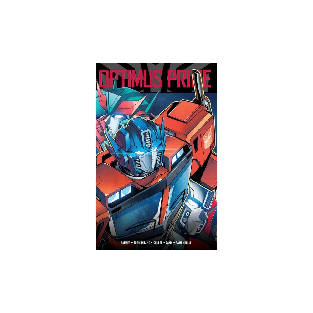 Transformers Optimus Prime 2 - (Transformers) by John Barber (Paperback)