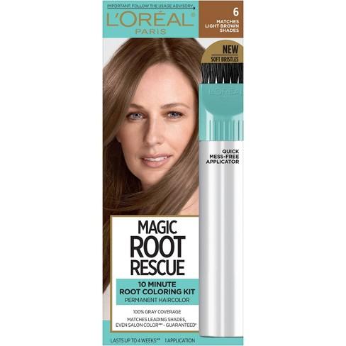 L'Oral Paris Root Rescue Permanent Hair Color - image 1 of 4