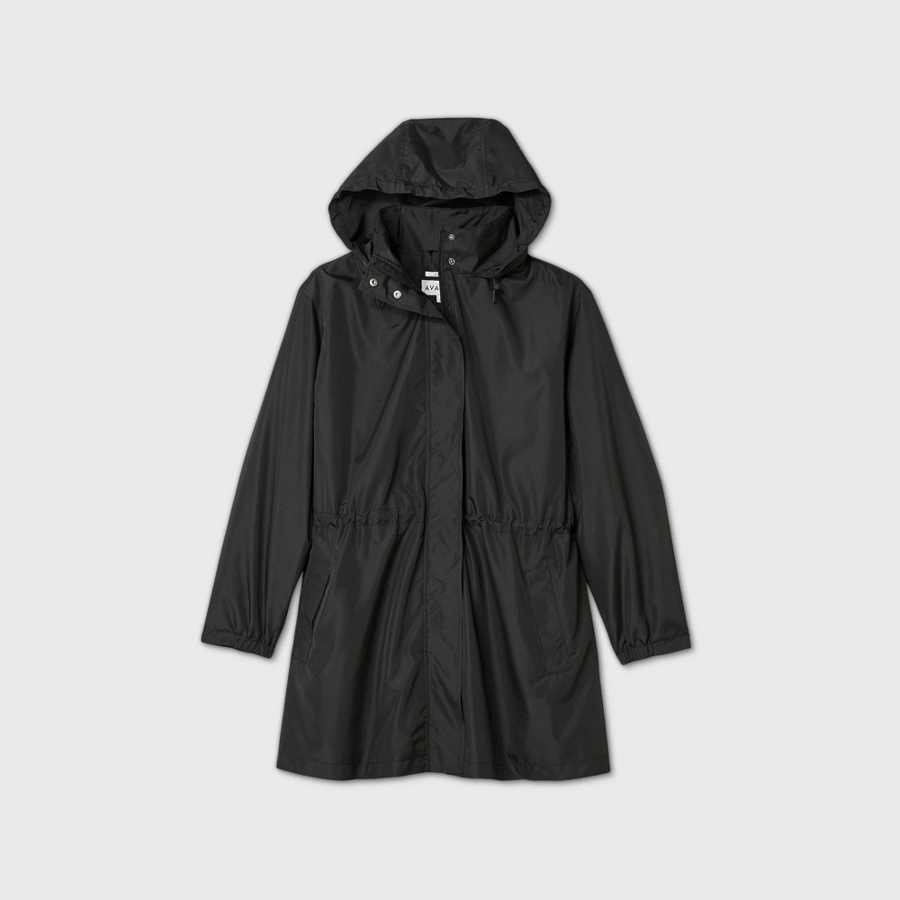 Best Women's Plus Size Rain Jacket - Ava & Viv™