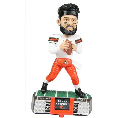 baker mayfield white browns jersey