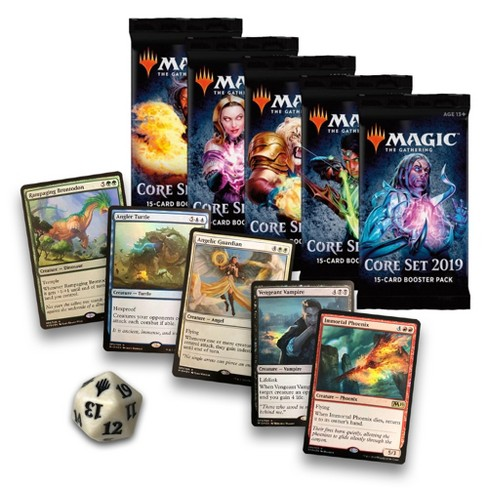Magic: The Gathering Trading Card Game Gift Pack