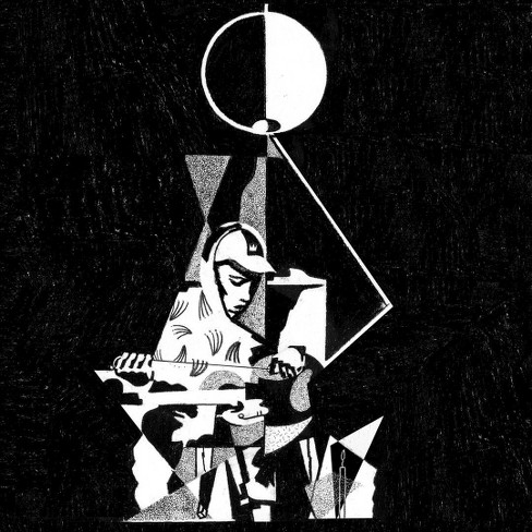 King krule - 6 feet beneath the moon (CD) - image 1 of 1