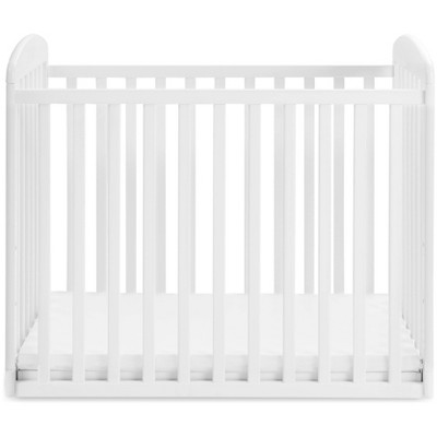 DaVinci Alpha Mini Rocking Crib - White