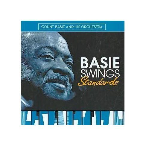 Count Basie - Basie Swings Standards (CD) - image 1 of 1