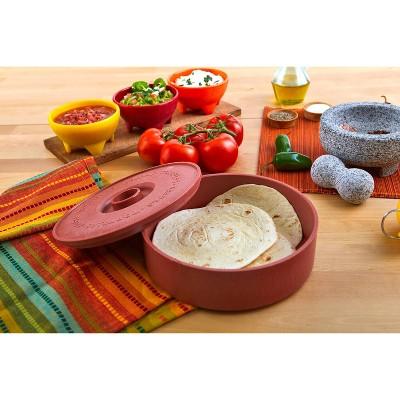 IMUSA 8.5  Plastic Tortilla & Arepa Warmer