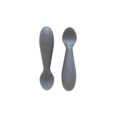 ezpz Tiny Spoon - 2pk Gray