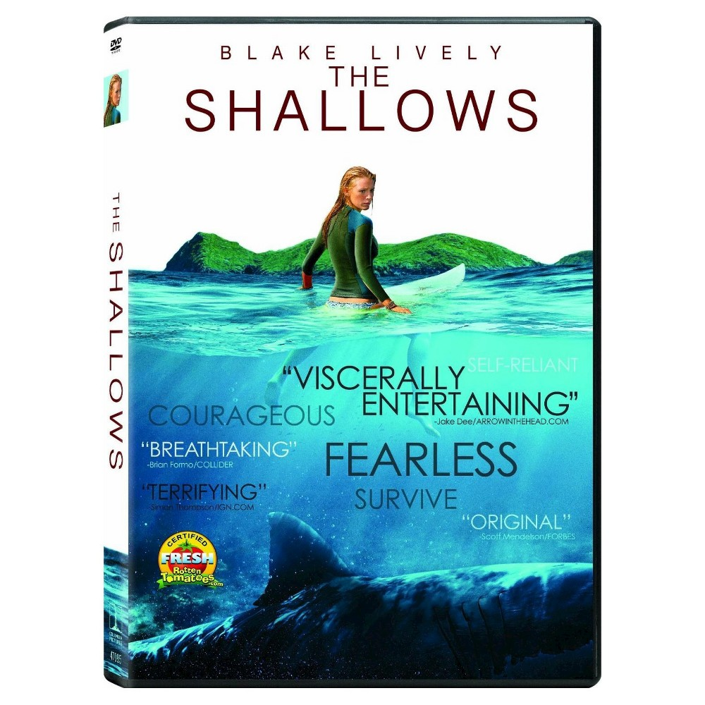 Shallows, The (Dvd), Movies