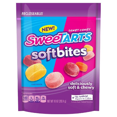 SweeTARTS Softbites Soft & Chewy Candy - 10oz - image 1 of 1