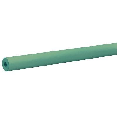 Rainbow Duo-Finish Kraft Paper Roll, 40 lb, 36 Inches x 100 Feet, Brite Green