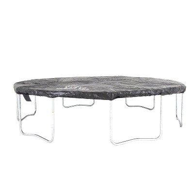 Skywalker Trampoline Accessory Weather Cover - Stone Gray (15' Round)