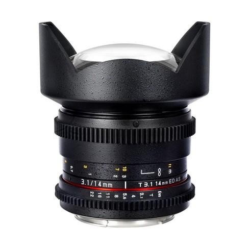 Samyang 14mm T3.1 Cine Lens for Sony E - image 1 of 2