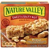 Nature Valley Sweet & Salty Nut Peanut Granola Bars - 6ct - image 2 of 3