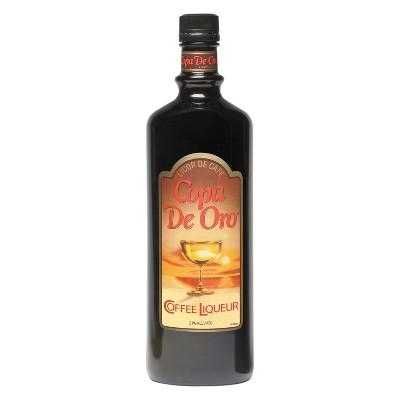 Copa De Oro Coffee Liqueur - 750ml Bottle