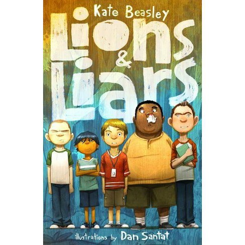 Lions & Liars - by  Kate Beasley (Hardcover) - image 1 of 1