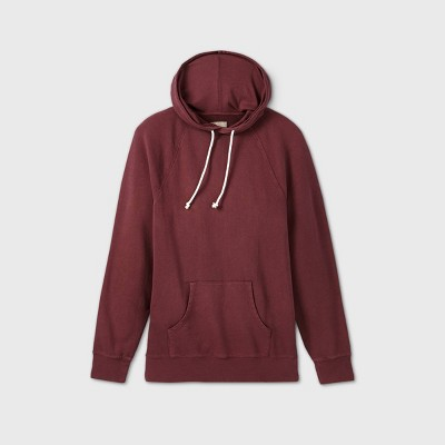 Men's Regular Fit French Terry Hoodie Sweatshirt - Goodfellow & Co™