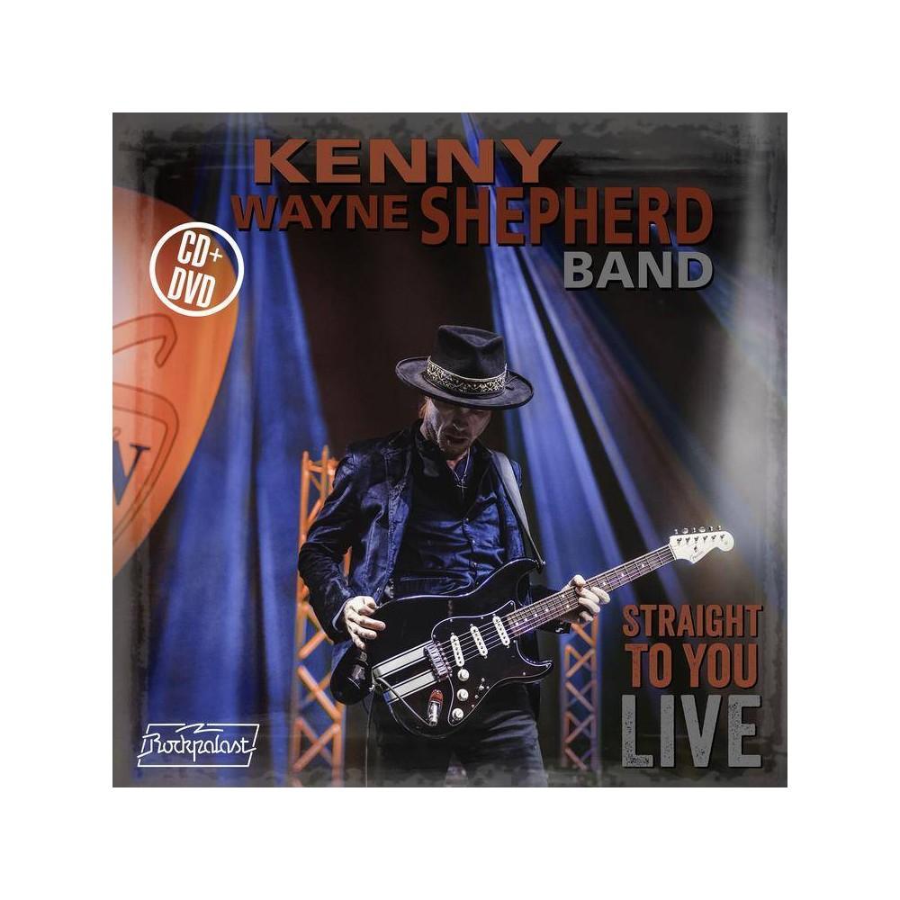 Kenny Wayne Shepherd Straight To You Live Cd Dvd Cd